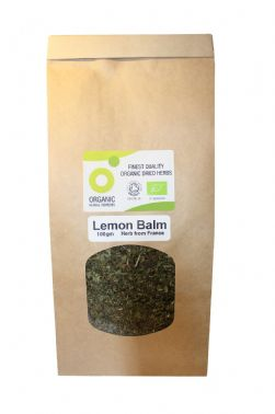 Organic Lemon Balm Leaf 100gm